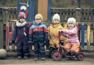 Noblaskolan firar förskolans dag